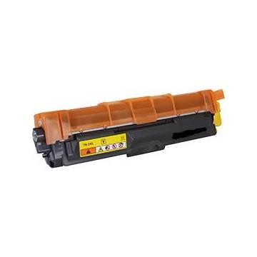 TN245y TN246y amarillo compatible Brother hl3140 3142 3150 3170 dcp9020 2.2k