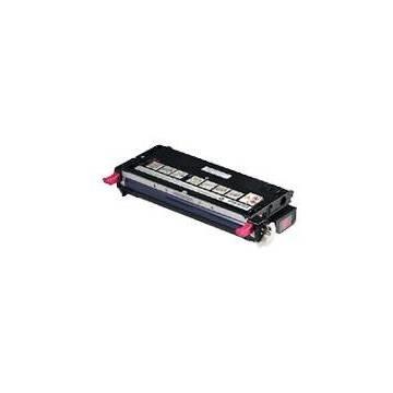 Magenta reciclado para Dell 3110 cn 3115 cn(8k páginas) 593 10172