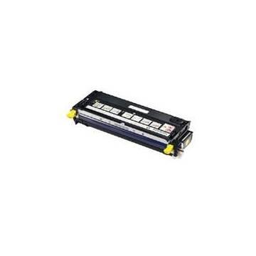 Amarillo reciclado Dell 3110 cn 3115 cn (8k páginas) 593 10173