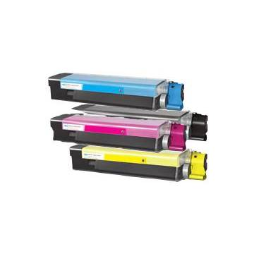 Amarillo reciclado para Dell 3xx0 3100 cn 4.000 páginas 593 10063