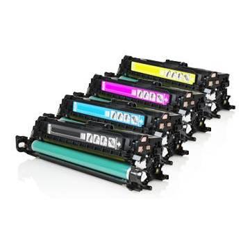 Negro reciclado para Canon i sensys lbp7700 lbp7750cdn 5k 723b lg