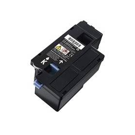 Negro Compatible para DELL C1660w Color 1.25K 593-11130