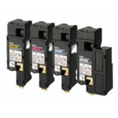 Amarillo reciclado Epson cx17nf cx17fw c1700 c1750n c1750w 1.4k s050611