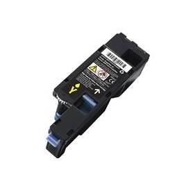Amarillo Compatible para DELL C1660w Color 1K 593-11131