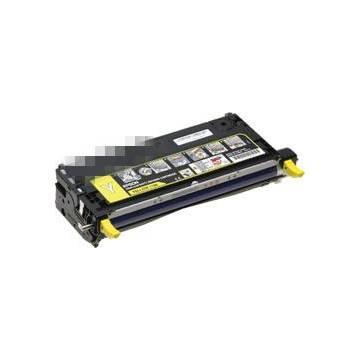 Amarillo s051124 reciclado para Epson c3800n c3800 dn c3800 dTN. 9k