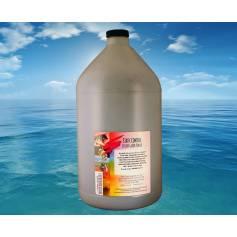 4 recargas en una botella de tóner premium negro brillo 1000 gr. para Oki c810 para Oki c830