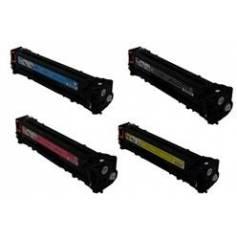 HP 128A tóner amarillo Hp cp1525n cp1525nw cm1415fnw cm1415fn. 1.3k HP CE322A