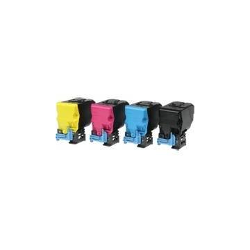 Negro reciclado para Epson cx37dnf cx37dTNc3900TNc3900dTN6k s050593
