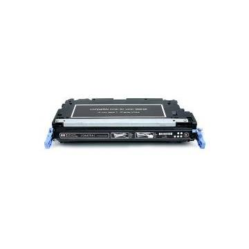 HP 501A tóner negro reciclado Hp 3600 3800 cp3505 Canon 5300 irc1028 6k q6470a
