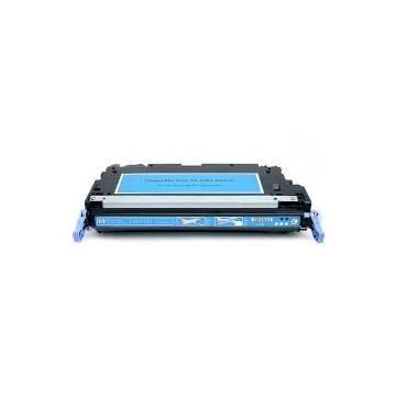 HP 502A tóner cian reciclado Hp 3600 3800 cp3505 Canon 5300 c1028 4k q6471a