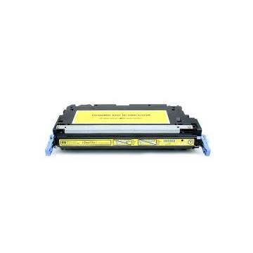 HP 502A tóner amarillo reciclado Hp 3600 3800 cp3505 Canon 5300 irc1028 4k q6472a