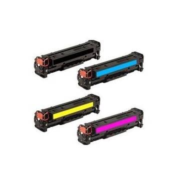 HP 826A tóner amarillo reciclado Hp m850 m855dn m855x m855xh 31.5k HP CF312A