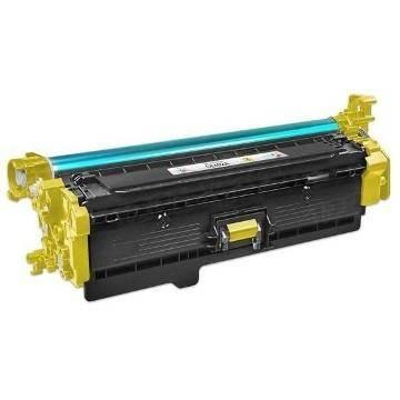 HP 508A tóner amarillo compatible Hp m552dn m553dn m553x m577dn 5k HP CF362A