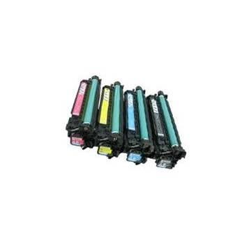 HP 650A tóner amarillo reciclado Hp cp5500 cp5520 cp5525dn m750dn m750xh 15k HP CE272A