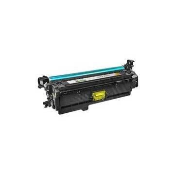 HP 646A tóner amarillo reciclado Hp cm4540 mfp cm4540f mfp cm4540fskm mfp. 12.5k HP CF032A