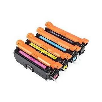 HP 201X tóner cian compatible Hp pro m252n m252dw mfp 227n m277dw 2.3k HP CF401X