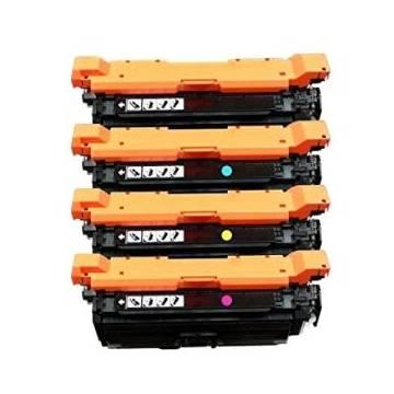 HP 654A tóner magenta reciclado para Hp enterprise m651dn m651n m651xh 15k HP CF333A
