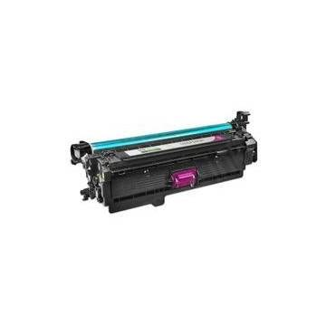 HP 646A tóner magenta reciclado Hp cm4540 mfp cm4540f mfp cm4540fskm mfp. 12.5k HP CF033A