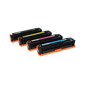 HP 131A tóner cian para Hp pro 200 color m251nw m276nw Canon 731c 1.8k HP CF211A