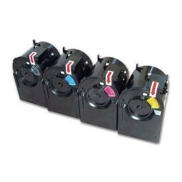 Magenta reciclado Konica-Minolta Bizhub c350 c351 c450 11.5k TN310m