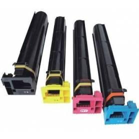 Negro Com Minolta Bizhub C451,C550,C650-25,7KTN-411/TN-611K