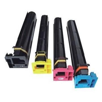 Negro compatible Konica-Minolta Bizhub c451 c550 c650 25,7k TN411 TN611k