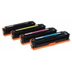 HP 131A tóner amarillo para Hp pro200 color m251nw m276nw Canon 731y 1.8k HP CF212A