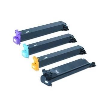 Amarillo compatible Konica-Minolta c250p c252p developcopia+250p 12k TN210y 8938510