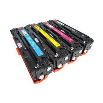 HP 410X tóner amarillo compatible Hp m452dn m452nw m477fdn m477fdw 5k HP CF412X
