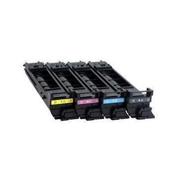 Negro reciclado para Konica-Minolta 4650en 4650dn 4690mf 4695mf 8k a0dk132