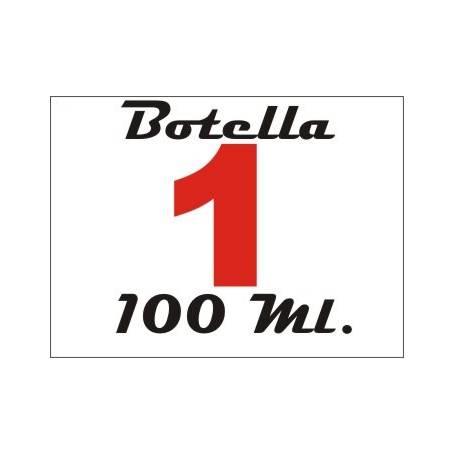 100 ml. tinta Roja colorante para cartuchos Canon
