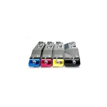Amarillo compatible Kyocera Taskalfa 250ci 300ci 12k tk 865y