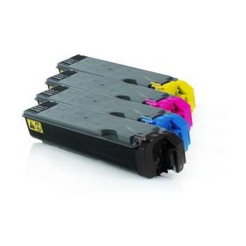 Negro reciclado para Kyocera fs c 5025 n c 5020n c 5030 n 8k tk510