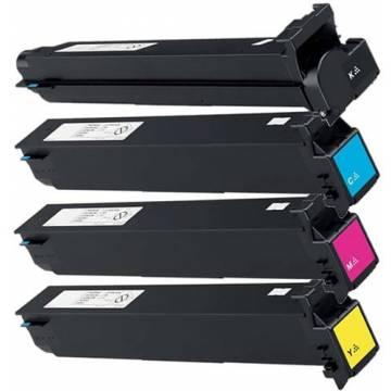 Amarillo Compatible Minolta Bizhub C452,C552,C652-30KTN-613