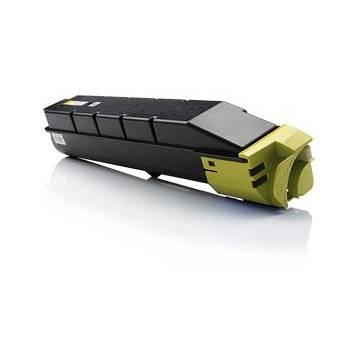 Amarillo compatible Kyocera Taskalfa 5550ci 4550ci 20k (1t02lcanl0)