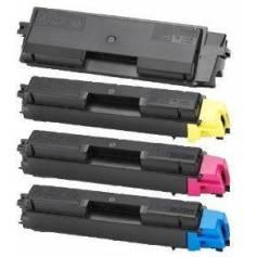 Amarillo compati para Kyocera ECOSYS P7040cdn-12K1T02NTANL0