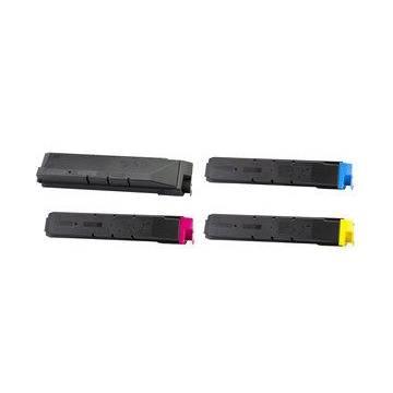 Amarillo compatible Kyocera fsc8600dn c8650dn 8670dn 20k 11t02mnanl