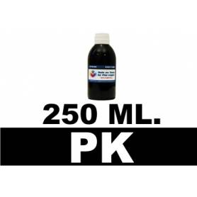 250 ml. tinta negra photo pigmentada plotter Epson