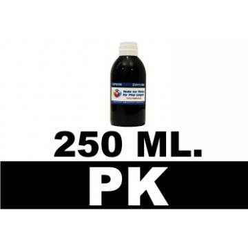 250 ml. tinta negra photo pigmentada para plotter Epson