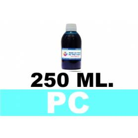 250 ml. tinta cian Light pigmentada plotter Epson