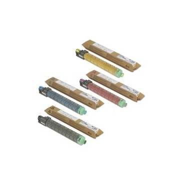 Amarillo compatible Ricoh Aficio sp c830dn c831dn 15k 821122