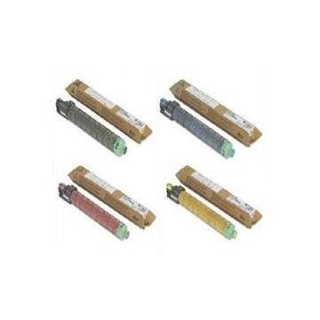 Negro compatible Ricoh Aficio mp c3002 c3502 28k 841739(841651)