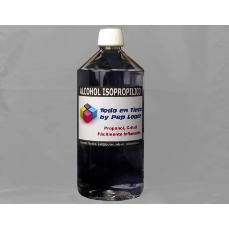 Alcohol isopropilico 1 L.
