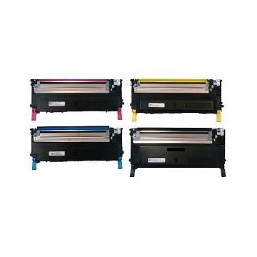 Negro reciclado para Samsung clp 310 315 3170 3175 1.500 pág. clt k4092s