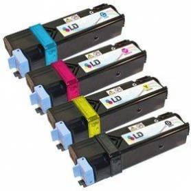 Negro Reg para Xerox Phaser 6125, 6125 N. 2K 106R01334