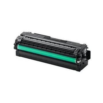Negro reciclado para Samsung c2620dw c2670fw c2680fx 6k clt k505l
