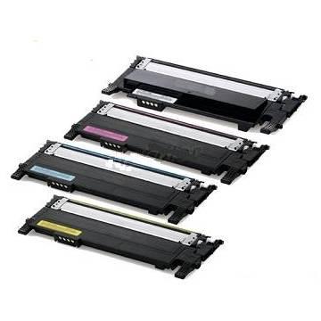 Amarillo compatible Samsung xpress c430 c430w c480w 1kclt y404s