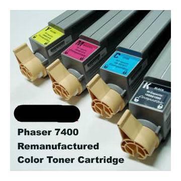 Magenta reciclado Xerox 7400n 7400dn 7400dt 7400dx 7400nm. 15k 106r01078