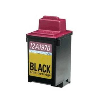 25ml reciclado Lexmark jp 3200 5000 5700 5770 negro 70