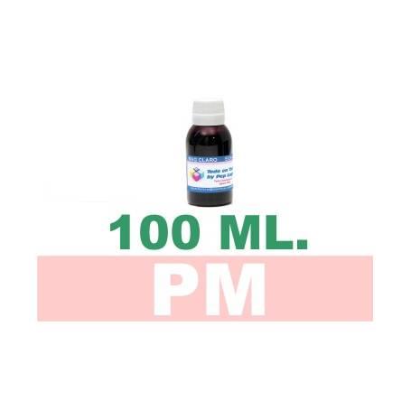 100 ml. tinta magenta claro colorante para cartuchos photo HP